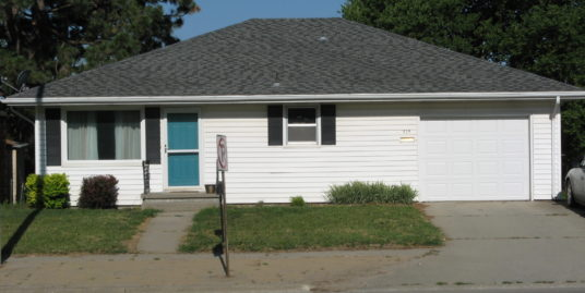 SOLD !!!!-829 N Lincoln St, West Point