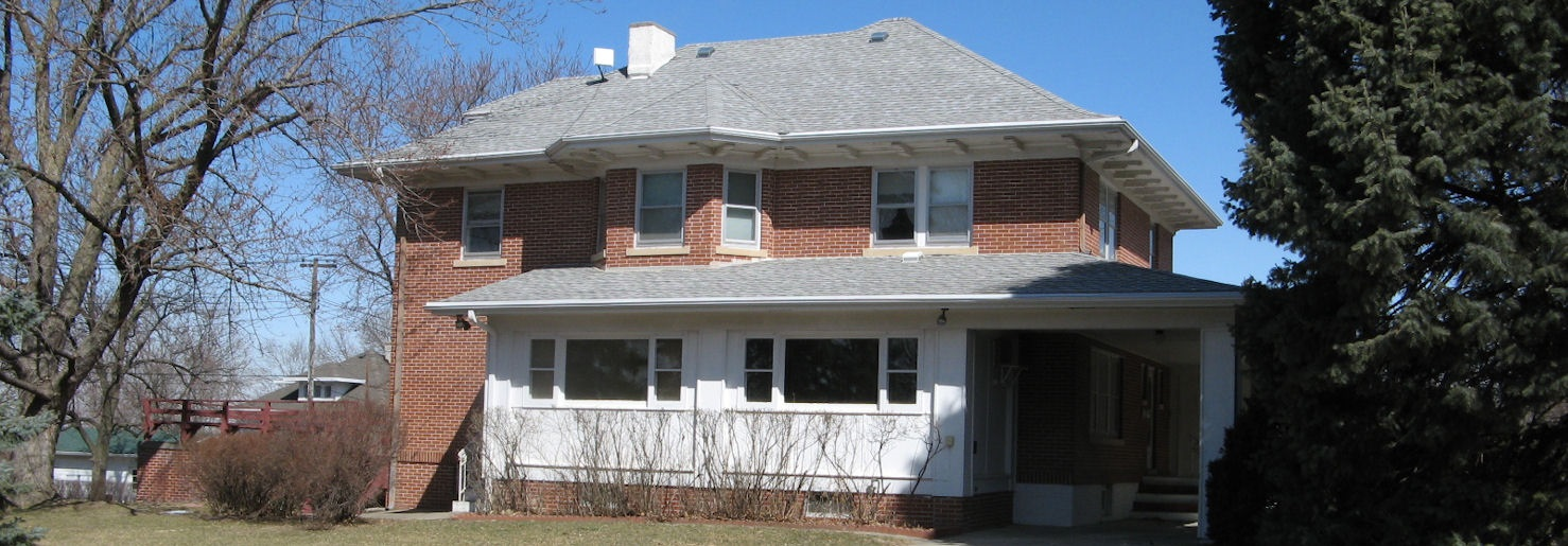 PENDING- 237 S Farragut St, West Point-  Beautiful, 2 story Cornerstone home!