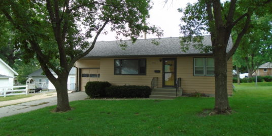 SOLD-330 E Willow St, West Point- Super, well-kept 2 bed Ranch
