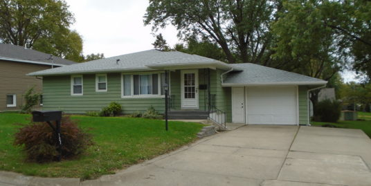 731 E. Sheridan St. – 3 Bedroom Ranch